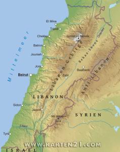 Libanon (1)